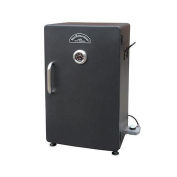 "Sm 32"" Electric Smoker Black"