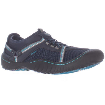 Jambu Compass Trail-Ready Sneakers - Navy/Blue