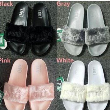 Original slippers Creeper sandals flats