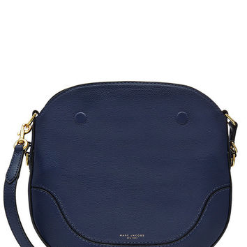 The Small Drifter Leather Shoulder Bag - Marc Jacobs | WOMEN | US STYLEBOP.COM