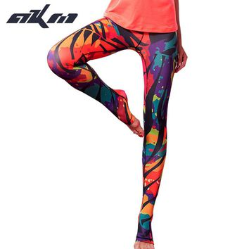 2017 New 3D Italian printing High quality Women Clothes Slim Pants Women Leggings Fitness trousers Sexy Jegging Leggins