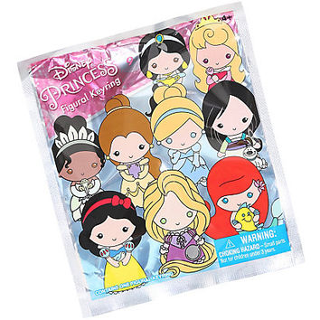 Disney Princess Figural Key Chain Blind Bag