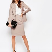 Reiss Lisa Fitted Pencil Skirt at asos.com