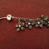FREE US SHIPPING Belly Button Ring