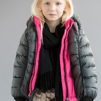 ADD Girls Down Jacket - GAGH25 - FINAL SALE