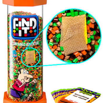 Find It - Eww Gross: Hunt down disgusting boogers, worms, and more!