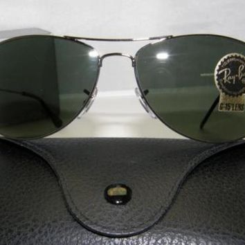 Cheap Brand New!! Ray-Ban Cockpit Style Unisex Sunglasses outlet