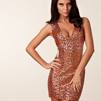 Jessica Cut Out Sequin Dress, TFNC