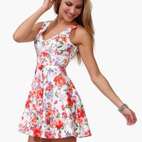Lilly Of The Valley Dress