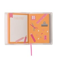 2014 WEEKLY CUTE DIARY: A7 - Diaries & Calendars