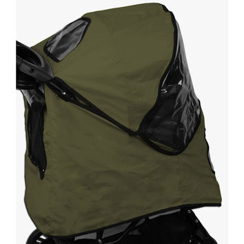 Weather Cover For No-Zip Happy Trails Pet Stroller - Sage