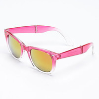 Icon Eyewear Foldable Sunglasses (Girls) | Nordstrom