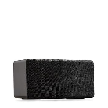 Black iWorld Soundbox Wireless Speaker