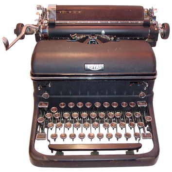 One Kings Lane - Royal KMM Typewriter