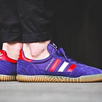 ADIDAS INDOOR SPEZIAL TRI COLOR BLUE SHOES Size 7 8 9 11 12 13 gazelle nmd y3