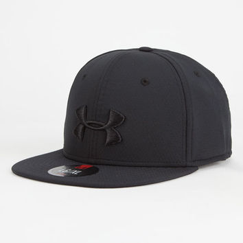 Under Armour Elevated Mens Hat Black