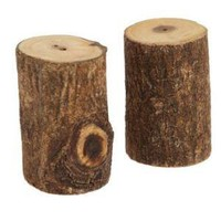 Little Trees, Big World Salt and Pepper Shakers