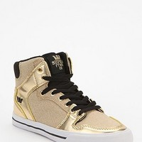 SUPRA Vaider Leather High-Top Sneaker