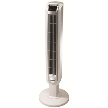 "36"" Oscillating Tower Fan with Remote Control"