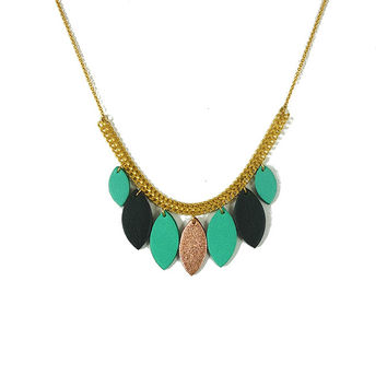Collier Pampilles