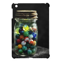 Jar Full of Marbles iPad Mini Case from Zazzle.com