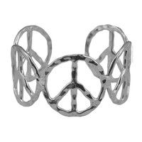Circle of Peace Bracelet on Sale for $19.95 at HippieShop.com