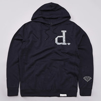 Flatspot - Diamond Ben Baller Unpolo Hooded Sweatshirt Navy