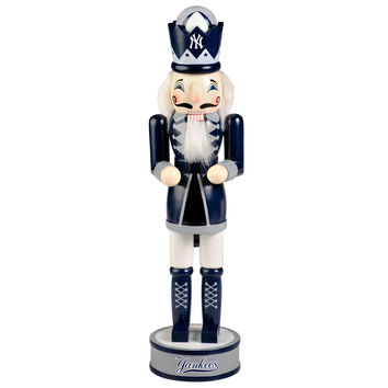 New York Yankees Holiday Nutcracker