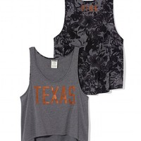 University of Texas High-Low Tank