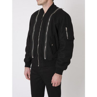 Givenchy zipped bomber jacket | The Webster