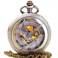 The Hunger Games - Pocket Watch
