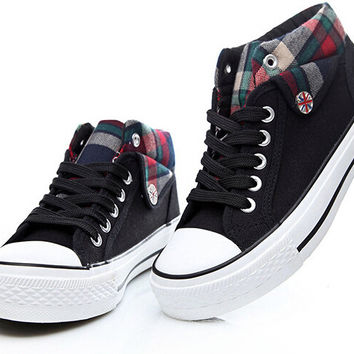 Women Casual Canvas Shoes