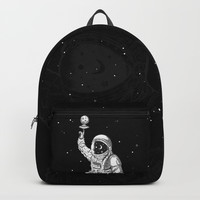 Space Collector Backpack by lostanaw