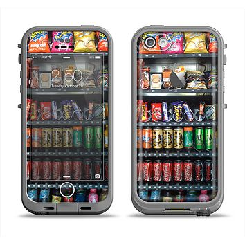 The Vending Machine Apple iPhone 5c LifeProof Fre Case Skin Set