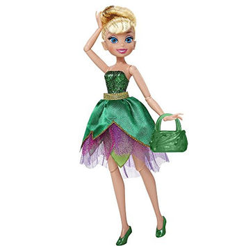 Disney Fairies Deluxe Fashion Twist Tinker Bell Doll