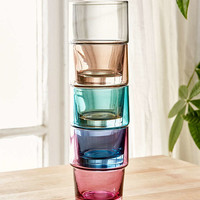 Adison Stackable Glass - Urban Outfitters
