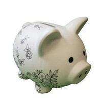 Color-Me Piggy Bank