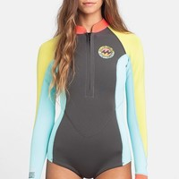 Junior Women's Billabong 'Salty Daze' Wetsuit