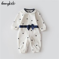 Baby Clothing Newborn Baby Girls Romper Clothes Long Sleeve Infant Product Toddler Infantil Cotton Cute Romper Jumpsuit