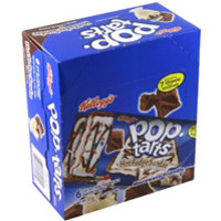 Kellogg's Hot Fudge Sundae Pop-Tarts 3.6 oz Portions - Pack of 24