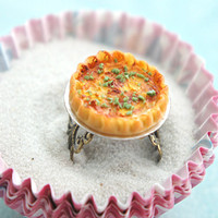 cheese quiche ring