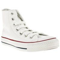 Women's White Converse All Star Hi at schuh