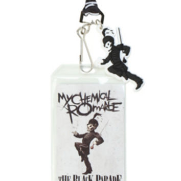 My Chemical Romance The Black Parade Lanyard