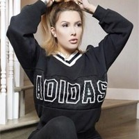adidas Originals Adibreak V-Neck Sweatshirt