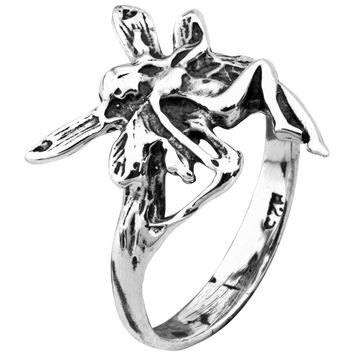 Fairy .925 Sterling Silver Ring