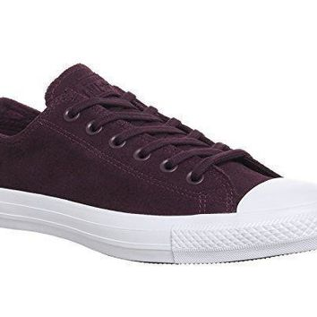 Converse Unisex Suede Chuck Taylor All Star Ox Shoes