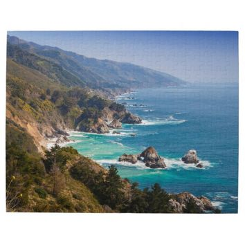 USA, California. California Coast, Big Sur