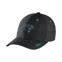 Nike Legacy Vapor Swoosh Flex (NFL Panthers) Fitted Hat