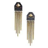 Fringe Riot Earrings