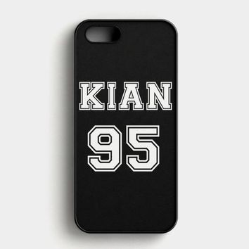 Kian Lawley 95 O2L Team iPhone SE Case